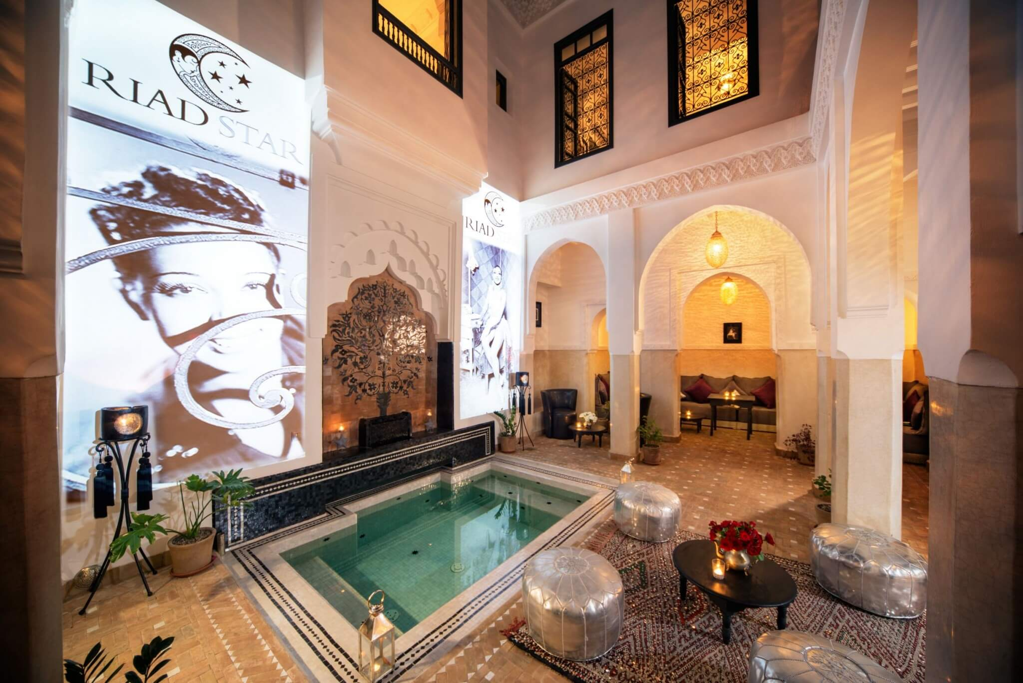 Image result for RIAD MARRAKECH: Your stay in a luxury riad Marrakech medina